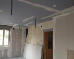 Battec Rénovation – Eckbolsheim - Placo